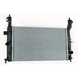 Radiador Chevrolet Meriva Nafta 1.8 Con Aire Todos