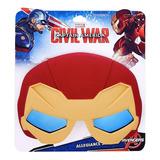 Lentes Para Disfraz Iron Man Avengers
