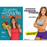 Libro Sasha Fitness + Soy Saludable +metodo Dukan + Abc