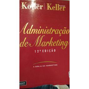 Administração De Marketing 12 Edição Kotler Keller