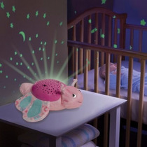lampara proyector para bebe con musica sumer infant mariposa