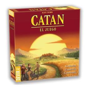 Catan - Juego Base En Español / Envio Gratis