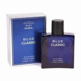 Perfume Chanel Bleu Men 100ml Americano 2017 Us