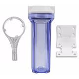 Filtro Transparente Para Caixa Dagua, Cavalete De Entrada