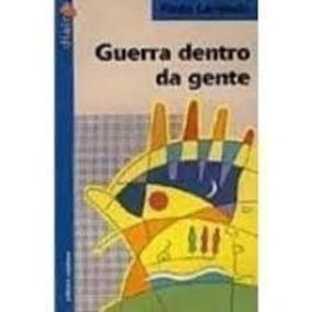 Livro Guerra Dentro Da Gente Paulo Leminski
