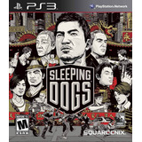 Sleeping Dogs Ps3 Digital Gcp