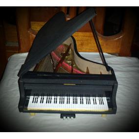 Piano De Cola Miniatura