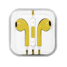 Audífonos Manos Libres Minimalistas Mic Multi Colores