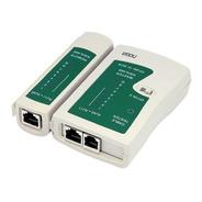 Tester De Cable Utp Rj45 Rj11 Telefono Internet Red