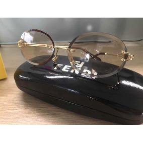 49df130a910b2 Oculos Retro - Óculos De Sol Fendi em Ceará no Mercado Livre Brasil
