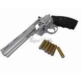 Airsoft Tokyo Marui Revólver Colt Python .357 Magnun Gbb