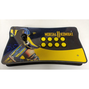 Controle Arcade Sensor Óptico Zero Delay Pc/ps3/ps4 Legacy.