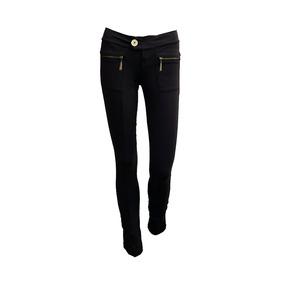 Calça Montaria Com Ziper Na Frente Marrom - Retook Jeans