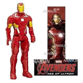 Avengers Iron Man Original Hasbro 30cm