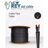 Cable Tipo Taller 2x2.5mm2 X 100 Metros