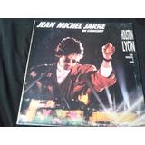 Lp Jean Michel Jarre In Concert