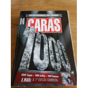 Revista Caras Edição Histórica Mil Páginas
