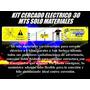 Cerco Electrico Kit 30 Mts Solo Materiales Listo De Instalar