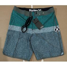Bermuda Hurley Phantom 60 Kings Road Masculina - Calçados c7bcca5f290