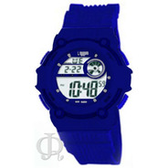 Reloj Niño Digital Sumergible Luz Alarma Crono Lemon