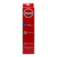 Preservativos Maxx 12 Cajitas X3 Surtidas Tubo X36 Unidades