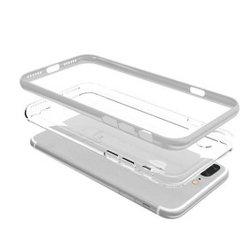 Capa Case Tpu Aro Aluminio Iphone 7/8 Mod Orion Essex