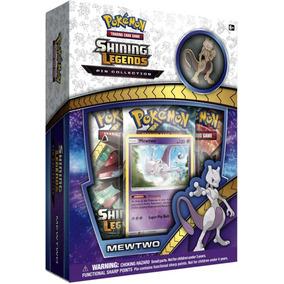 Caja Pokemon Trading Card Game Shining Legends Mewtwo