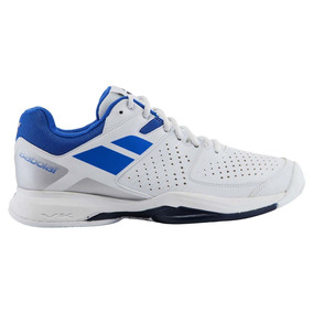 Babolat Pulsion All Court White-blue