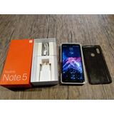 Xiaomi Redmi Note 5 Usado 4/64 Gb Negro Version Global