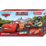 Cars 3 Rayo Mcqueen Vs Francesco Bernoulli Carrera Pista