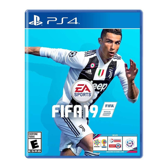 Fifa 19 Ps4 Nuevo Original Fisico Cd Sellado Espa?ol Latino