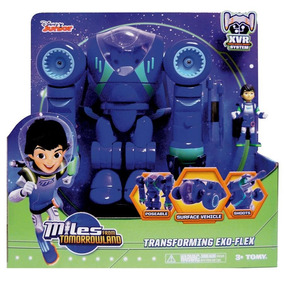 Vehiculo Exo Flex Infantil Disney Miles From Tomorrowland