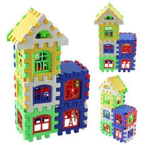 Blocos De Montar Brinquedo Criança Educacional - Frete 19,90