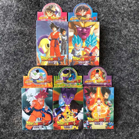 Kit 72 Cartas Colecionável Dragon Ball Z A065