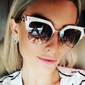 Óculos De Sol Mulheres Olho De Gato Replica Marca Famosa