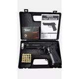 Pistola Fogueo Beretta 92 Ekol Firat Magnum 100 Salvas 9mm