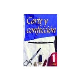 Corte Y Confeccion, 3 T, Vv.aa.; 1 Tomo