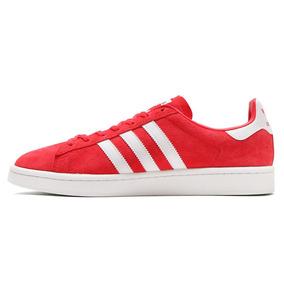 Zapatillas adidas Originals Campus Rojo Mujer