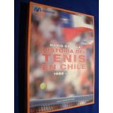 Historia Del Tenis En Chile, Mario Cavalla.