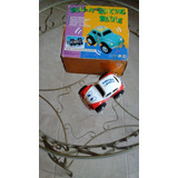 Vw Beetle Roll And Dancing Pila Tomy Año 90- Devoto Toys