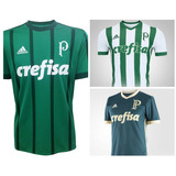 Camisa Palmeiras Oficial Original De Suporte Ao Torcedor
