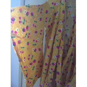 Kimono Yukata Japonês Feminino