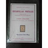 Filatelia, Libro Cosme Hinojosa...