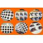 144 Calcos Stickers Etiquetas Adhesivas Redondas O Con Forma