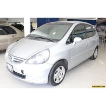 Honda Fit Lx Qh - Sincronico