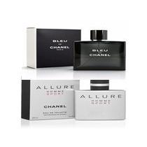 Perfume Bleu De Chanel 100 Mll +allure Homme Sport 100 Ml
