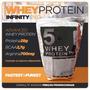 5 Whey Protein 2kg - Infinity Labs (wey Proten Way 3w 5w)