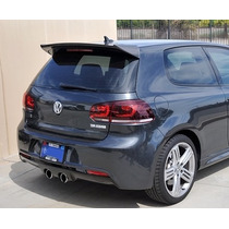 Aleron Spoiler Fibra De Carbon Vw Golf Mk6 Turbo Gcp