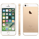 Iphone Se Apple 32gb Tela 4 Ios 9 12mp 3g/4g Mp3