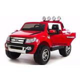 Camioneta Ford Ranger Batería 12v C/remoto Orig Casa Valente